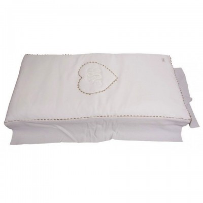 Couette 70x140 Emma Blanc