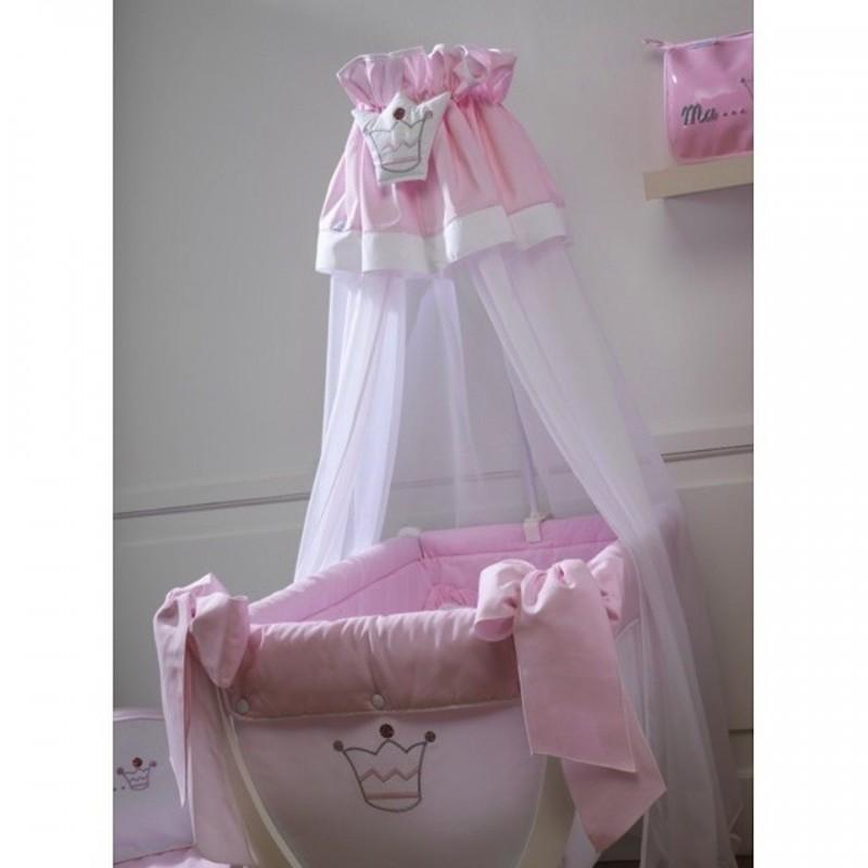 voile de lit princesse univers baby. Black Bedroom Furniture Sets. Home Design Ideas