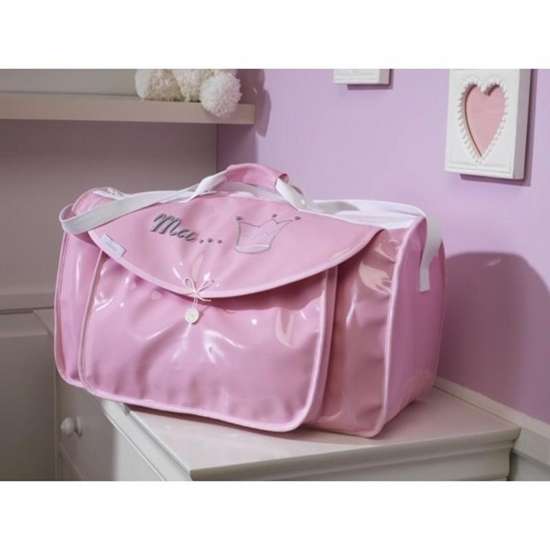 sac de voyage princesse univers baby. Black Bedroom Furniture Sets. Home Design Ideas