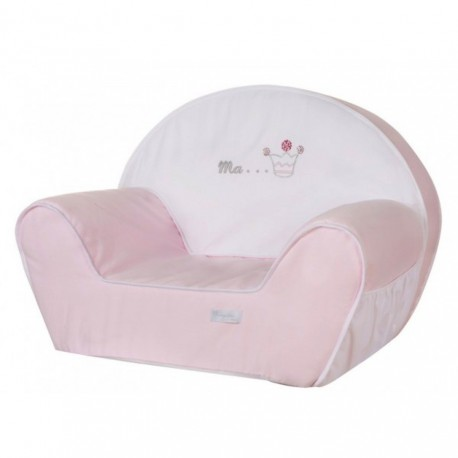 fauteuil princesse univers baby. Black Bedroom Furniture Sets. Home Design Ideas