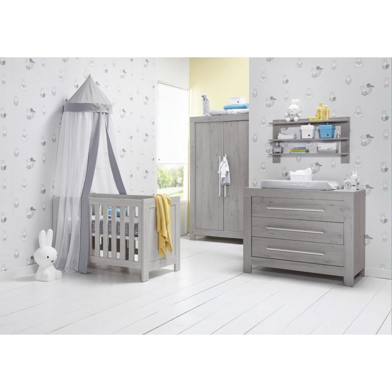chambre florida avec lit 70x140 univers baby. Black Bedroom Furniture Sets. Home Design Ideas
