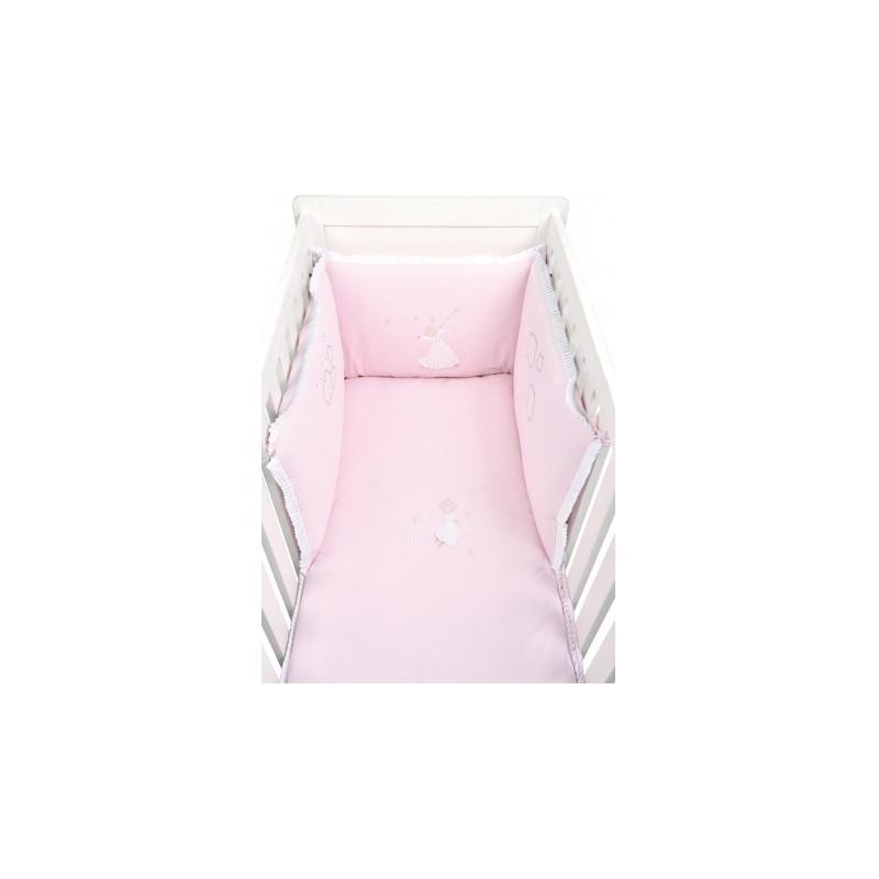 couette 60x120 ange nougatine. Black Bedroom Furniture Sets. Home Design Ideas