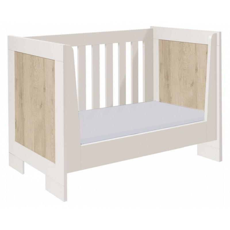 chambre parma avec lit volutif univers baby. Black Bedroom Furniture Sets. Home Design Ideas