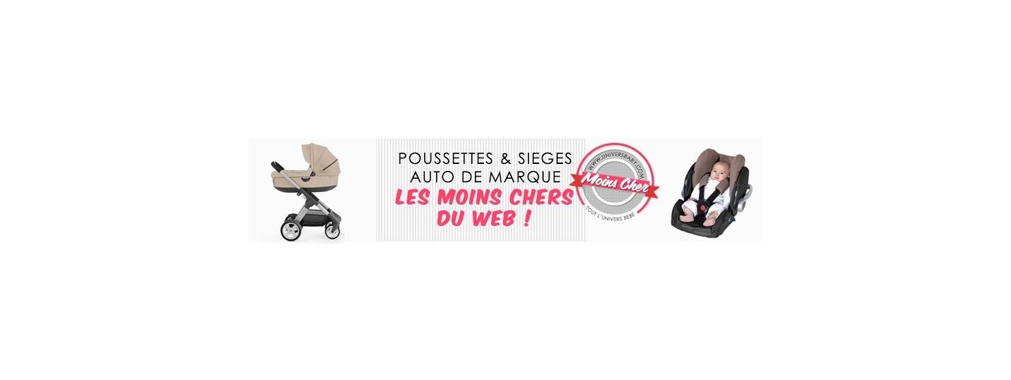 Poussettes & Siège Auto