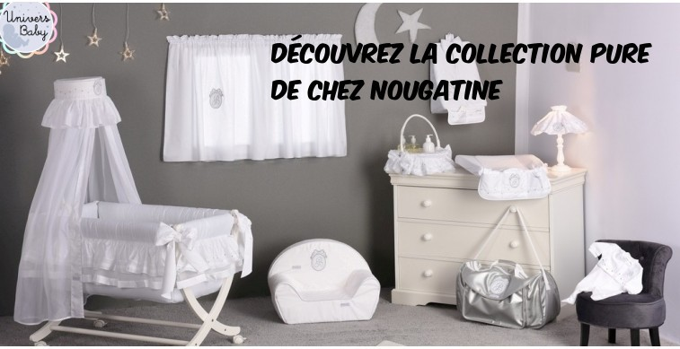 collection Pure de chez Nougatine