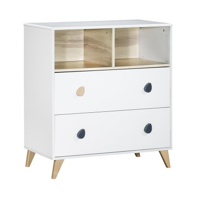 Commode Oslo boutons Goutte