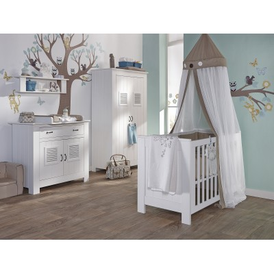 Chambre Complete Madeira lit 70x140