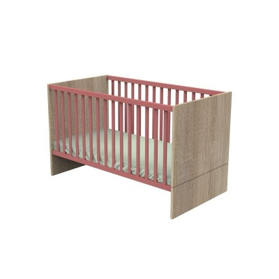 LIT EVOLUTIF LITTLE BIG BED 70x140 NOVA ROSE CANYON