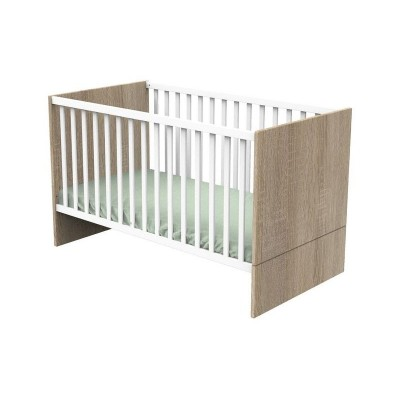 LIT EVOLUTIF LITTLE BIG BED 70x140 NOVA Blanc Lin
