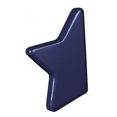 Bouton bleu Nova